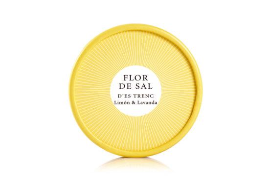 zdravá morská soľ citrón a levanduľa