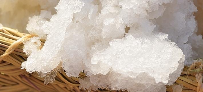 morská soľ natural